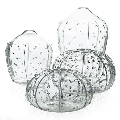 Mini Glass Gourd Bud Vase