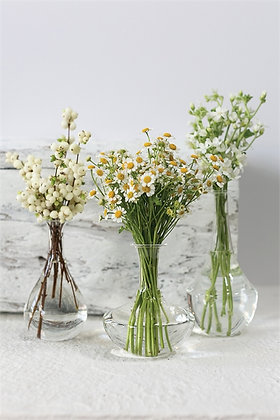 Glass Lab Vase Collection