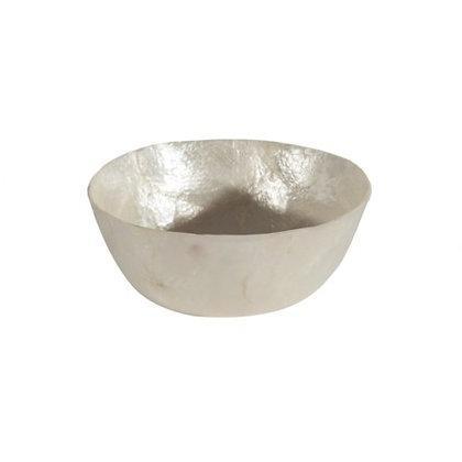 Capiz Shell Trinket Bowl