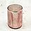 Thumbnail: Blush Pink Mercury Glass Votive/Vase