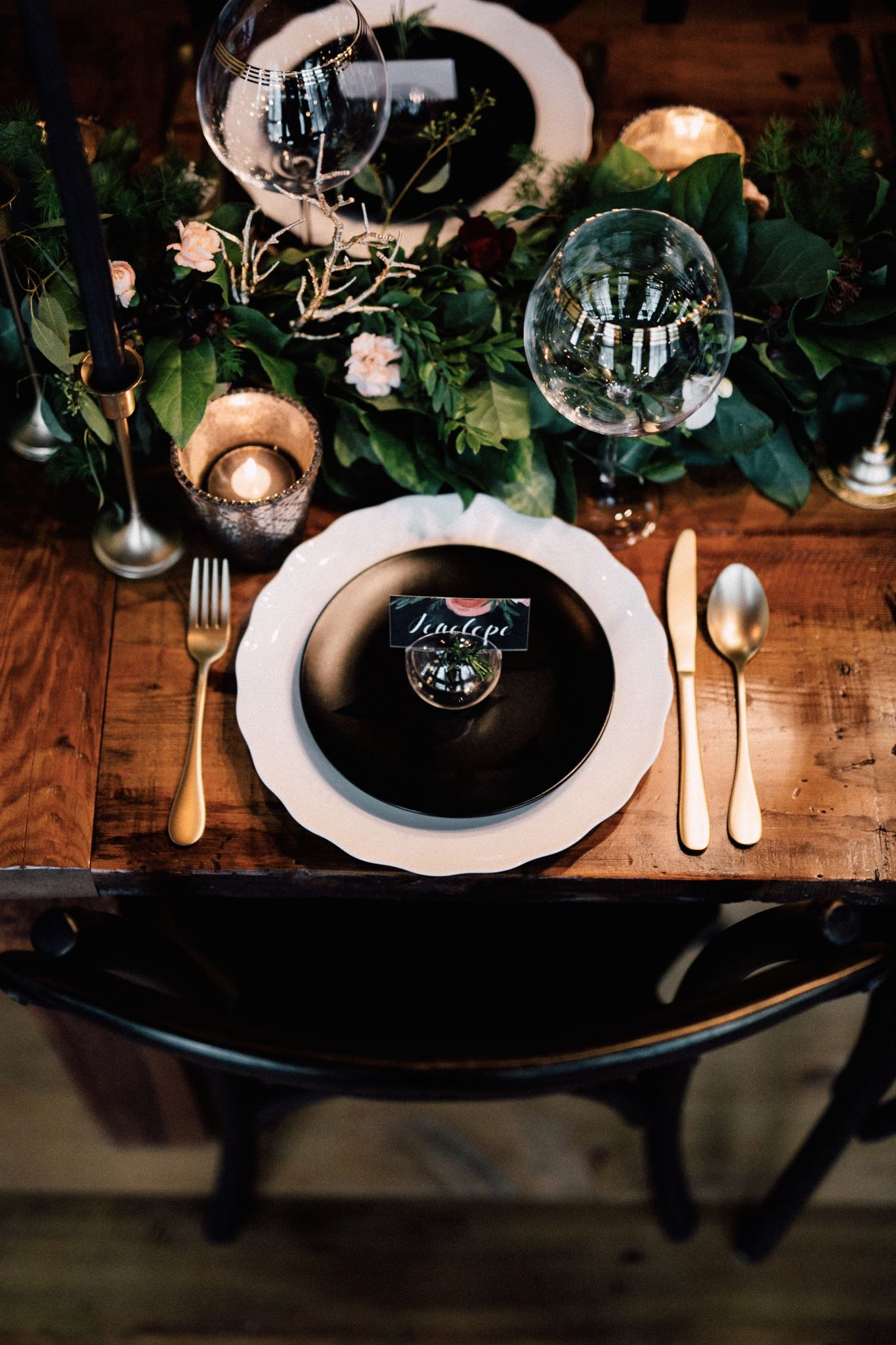 TABLESCAPE | PLACE SETTING