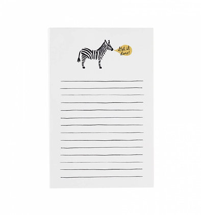 'Get it Done' Notepad by Rifle Paper Co.