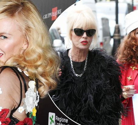 Kylie Minogue will sing Absolutely Fabulous theme song for big screen adaptation
