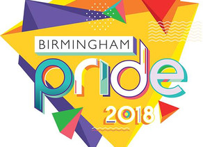 Birmingham pride is upon us....