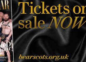 BearScots tickets available NOW