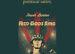 Trevor BartonRed Gods Sing (Brobots Book 2)