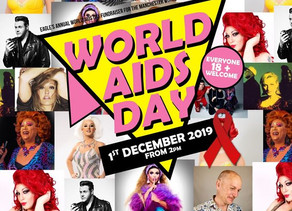World AIDS Day 2019 at Eagle