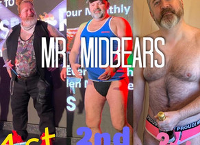 Meet the winner of Mr Midsbear 2018 Mark Coulstock