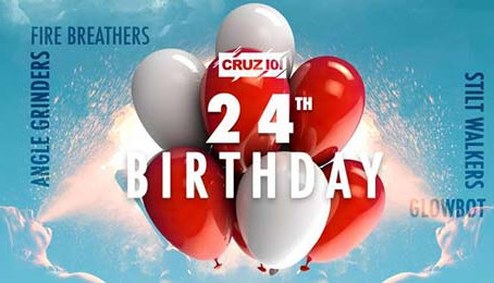 Cruz 101 is turning 24!