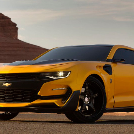 Transformers 5: Michael Bay shares a first look at Bumblebee from The Last Knight