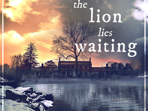 The Lion Lies waiting -Out Now!