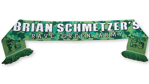Brian Schmetzer's Rave Green Army