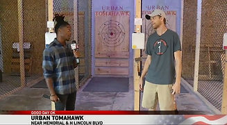 Urban Tomahawk FOX 25 OKC