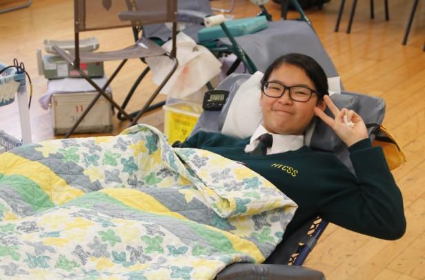 紅十字會校內捐血日 1.JPG