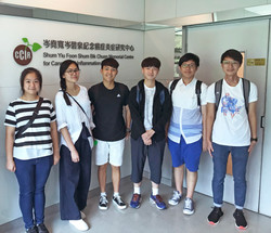 Lab Tours at Local Univer