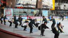 體育科溜冰活動