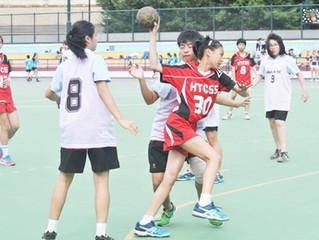 女子手球隊榮獲學界比賽丙組季軍