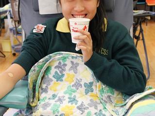 校內捐血日