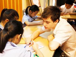 聖提摩太小學師生來訪參與英語活動