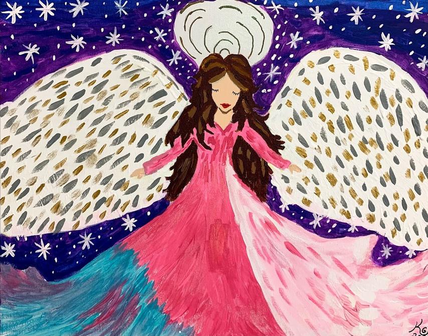 Ilaria, Angel of Protection