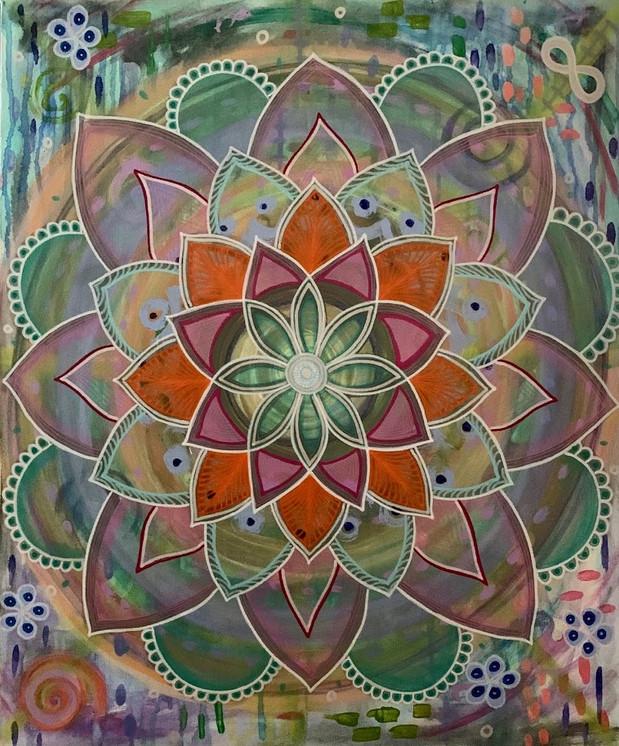Intuitive Mandala #2