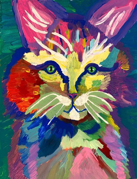 Purrrrdy Kitty