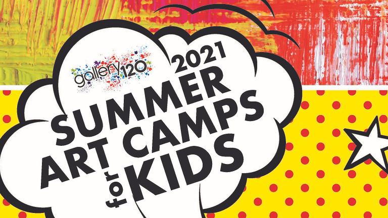 2021 Summer Art Camp Registration