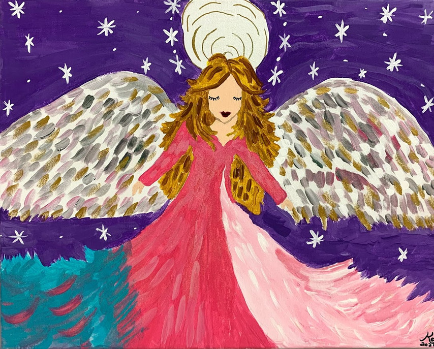 Marya, Angel of Love