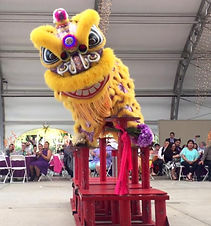 Lion Dance! Celebrate Lunar New Year