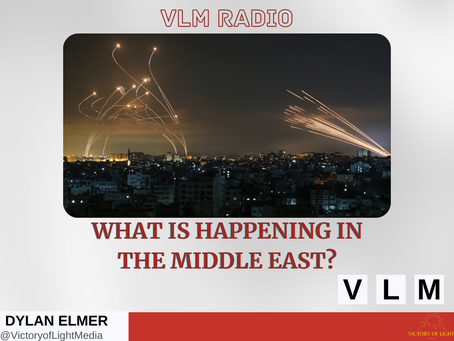 What is Happening in the Middle East?