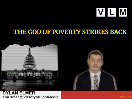 The god of poverty strikes back