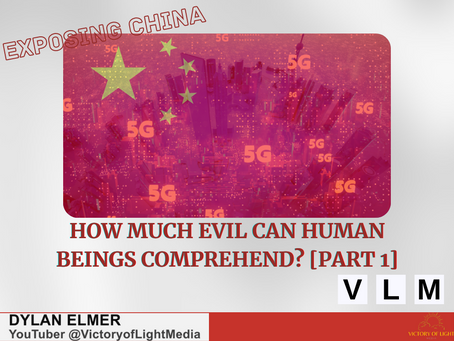 How Much Evil Can Human Beings Comprehend? [Part 1]