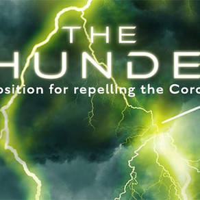 The Thunder — A Sacred Composition with the Power to Repel the Coronavirus