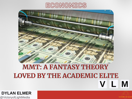 MMT: A Fantasy Theory Loved by the Academic Elite