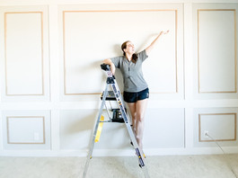 How to Create a DIY Feature Wall in Your Bedroom