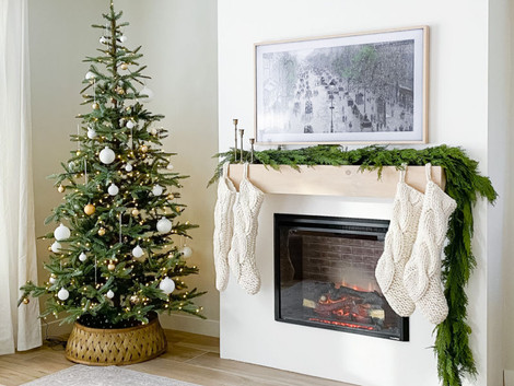 How to Build A DIY Fireplace Surround for Your Electric Insert