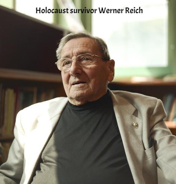 Holocaust Survivor, Werner Reich