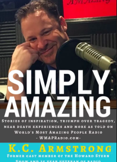 WMAP Releases SIMPLY AMAZING Special Author's Edition