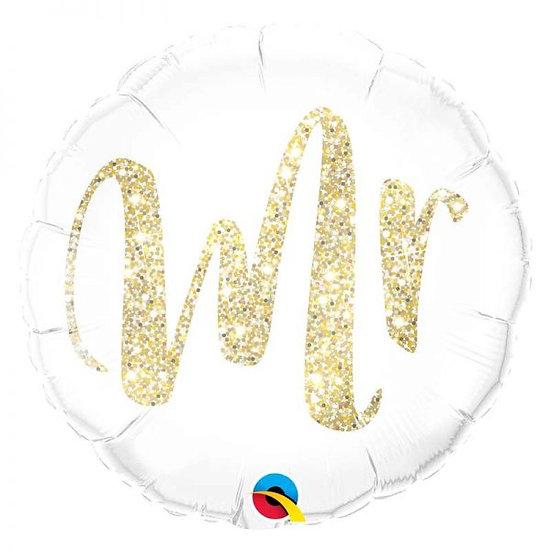 Ballon Mr
