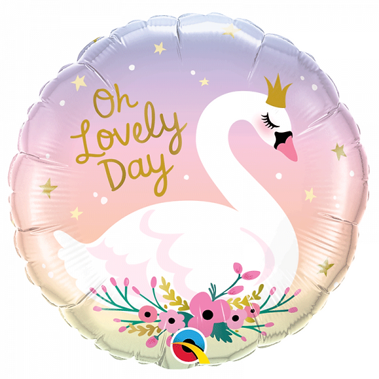 Ballon Lovely Day