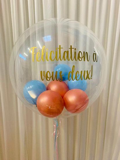 Ballon garni
