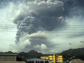 Unvaccinated Citizens Left To Die Amid Volcanic Eruption