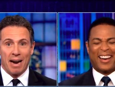 "CNN'S Chris Cuomo: ""You know I'm Black On the Inside."""