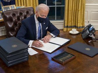 Biden EO Revokes Pro-American Education And Implements Data Mining