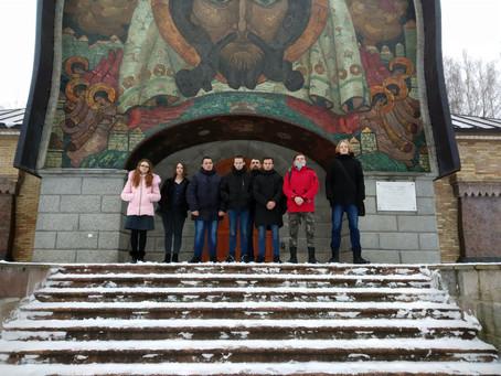 """Группа """"Дельта"""" посетила музей-заповедник"""