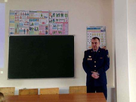 Встреча с сотрудниками ФСИН