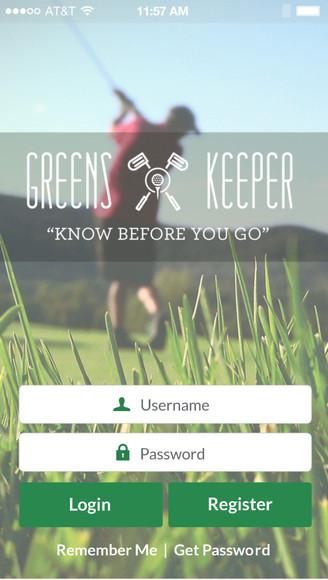 Greens Keeper
