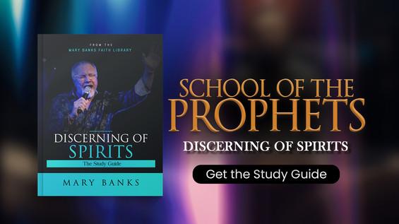 Marybanksnet School of the Prophets Stud