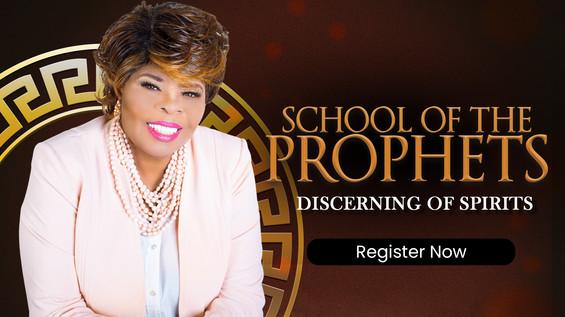 Marybanksnet School of the Prophets - No