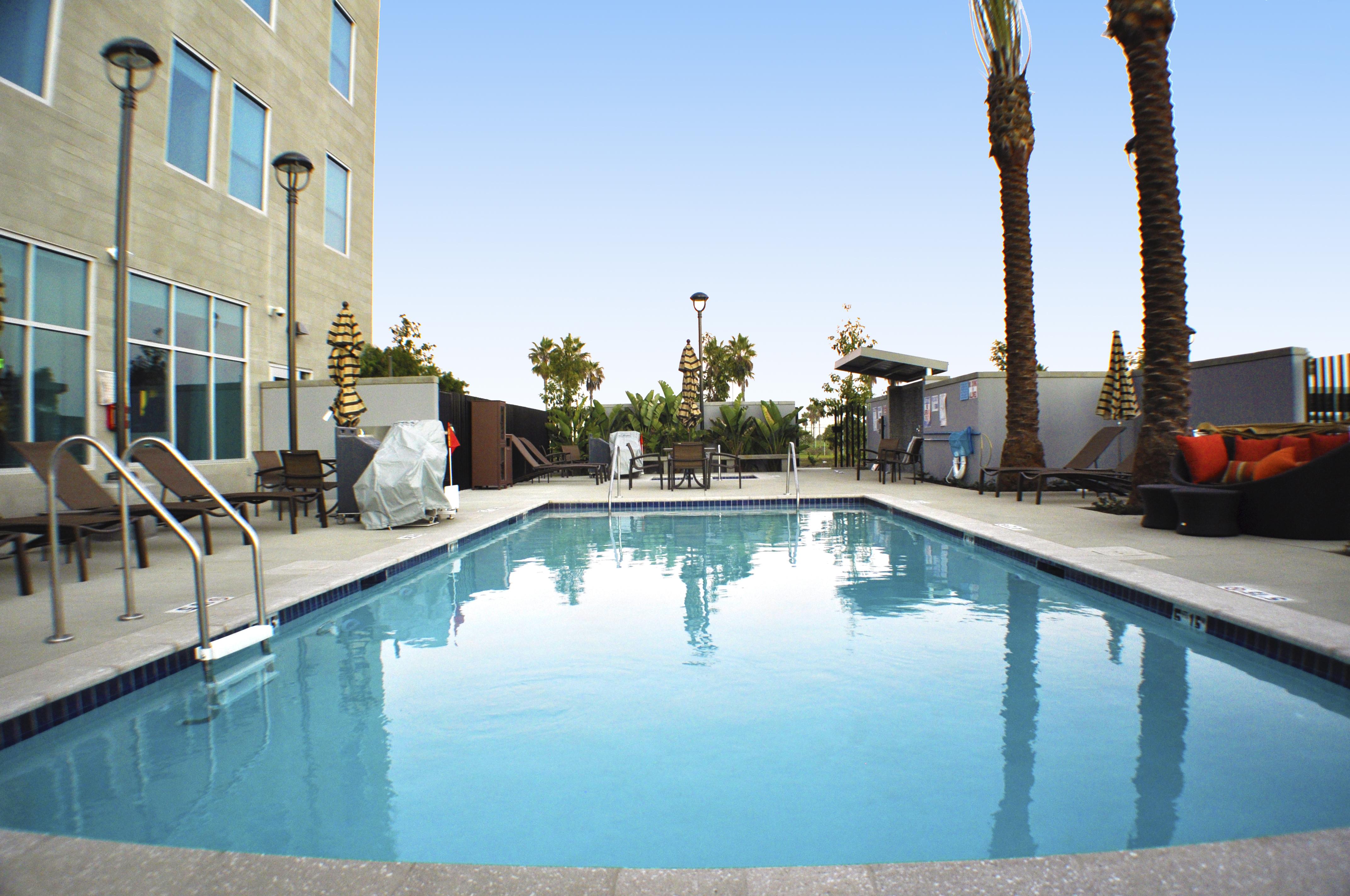 Pool Daytime